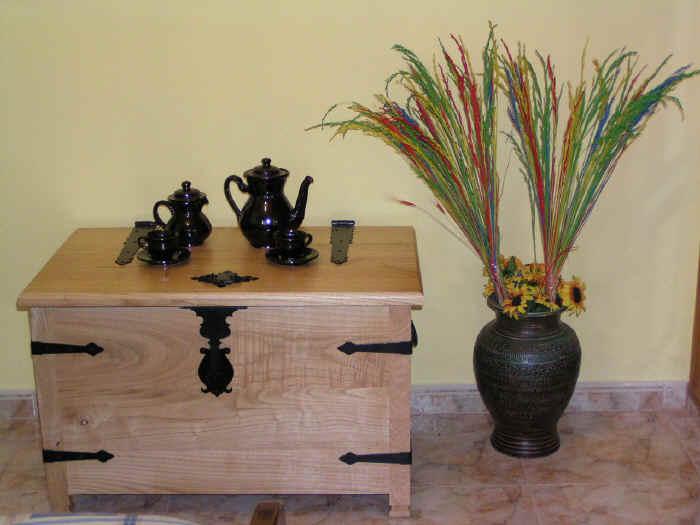 Ba les y arcones pictures to pin on pinterest - Arcones de jardin ...